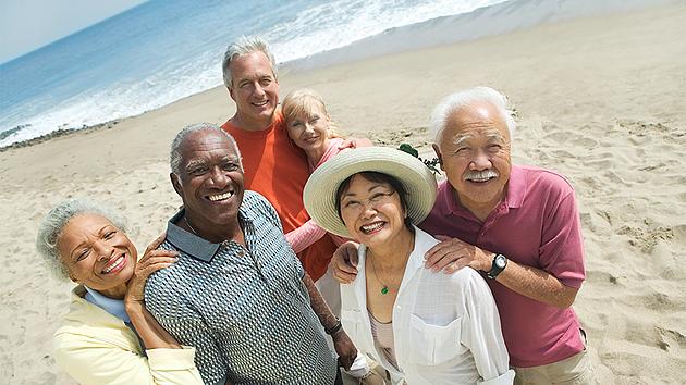Benefícios da Atividade física para idosos