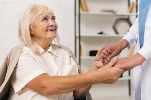 Fazer o bem ao idoso não é perda de tempo!