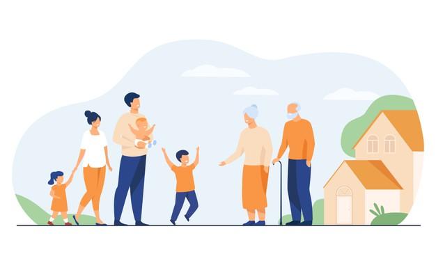 Reflexão: Quando a casa dos avós se fecha